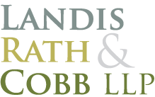 Landis Rath and Cobb - Logo